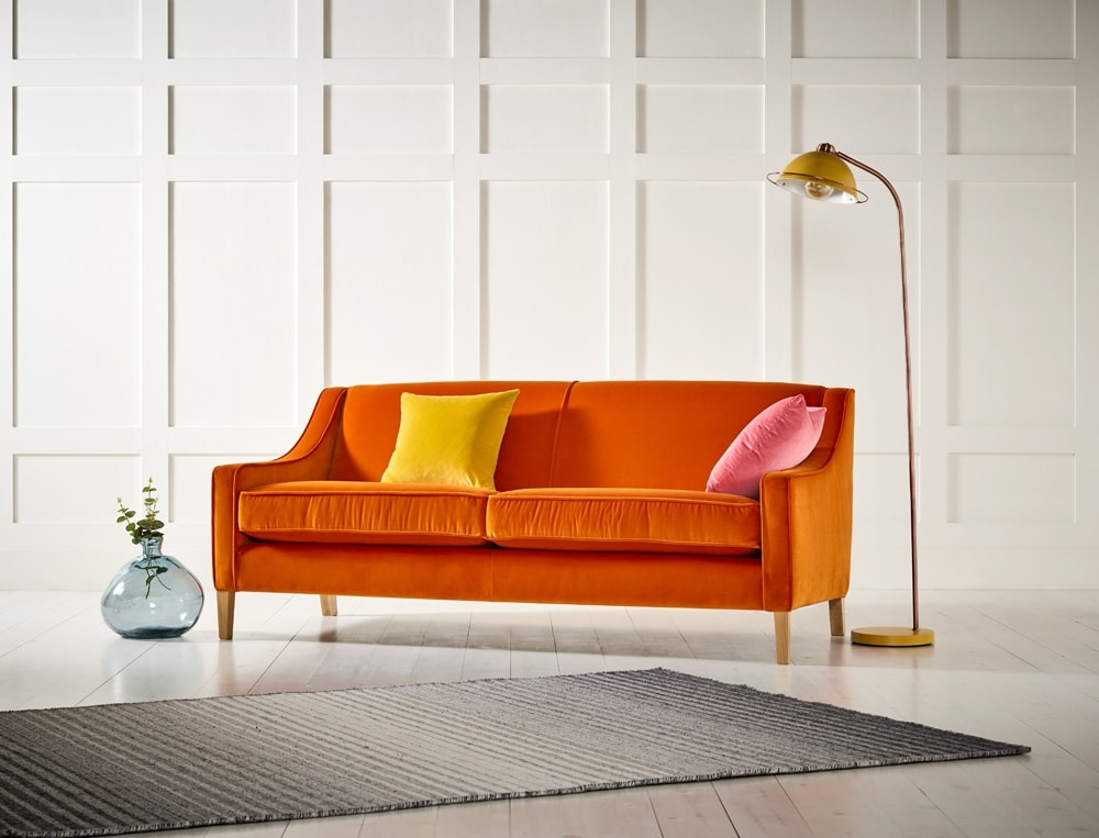 Don Large Sofa - from Lovely Sofas UK
