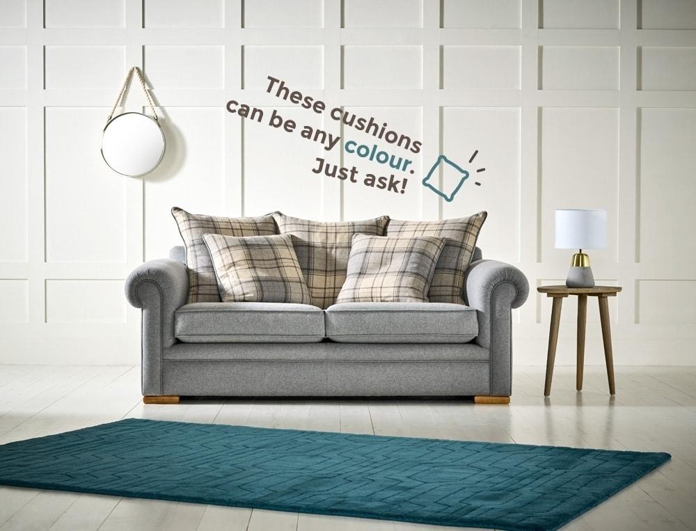 George Medium Sofa