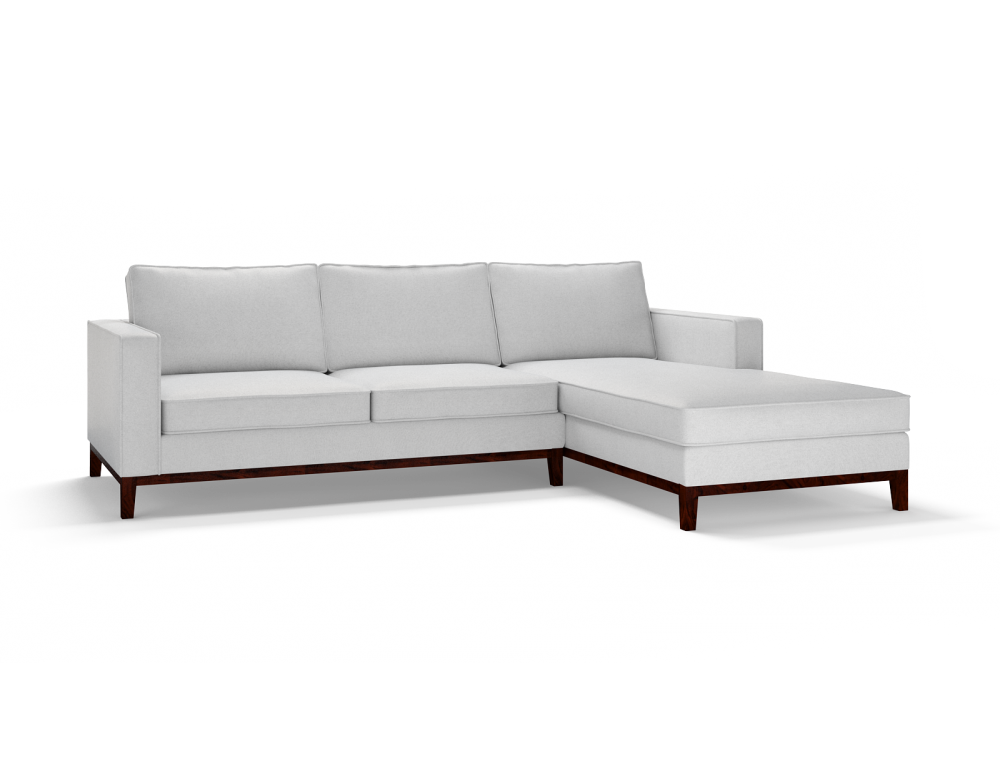Lily Large Corner Sofa Right Hand Facing - from Lovely Sofas UK