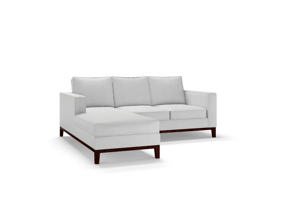 Lily Small Corner Sofa Left Hand Facing - from Lovely Sofas UK