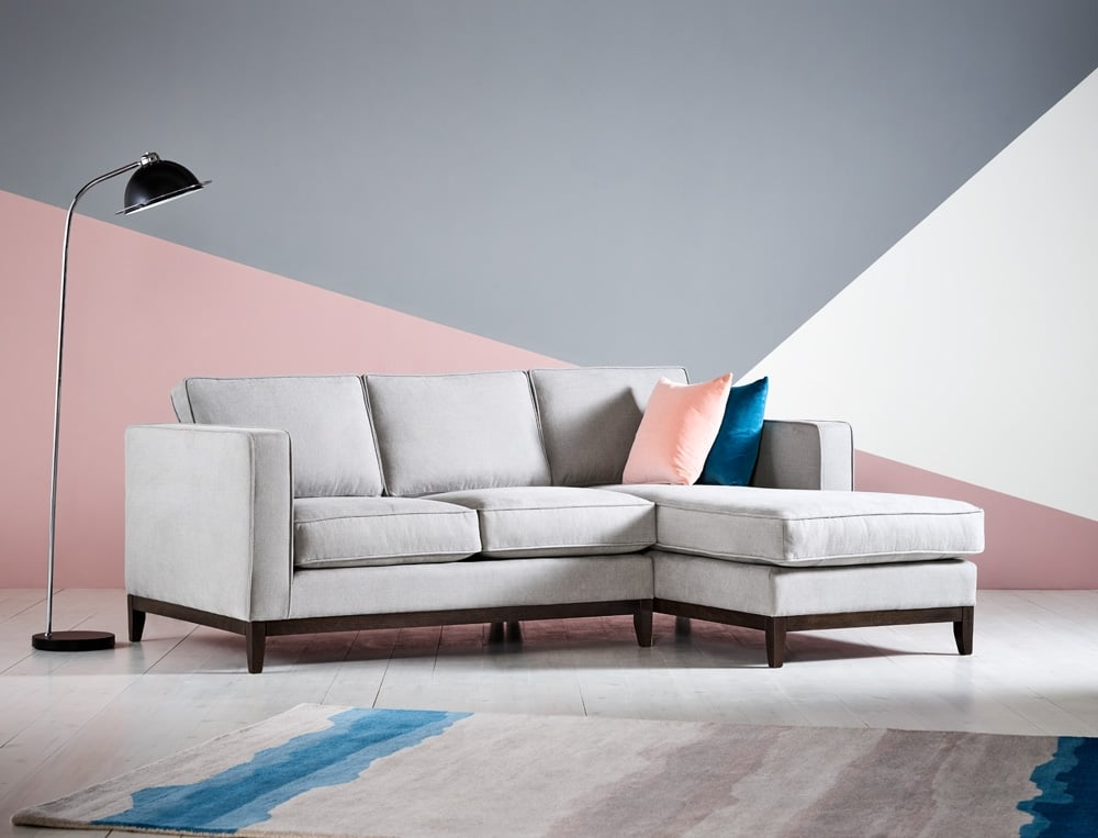 Lily Small Corner Sofa Right Hand Facing - from Lovely ...
