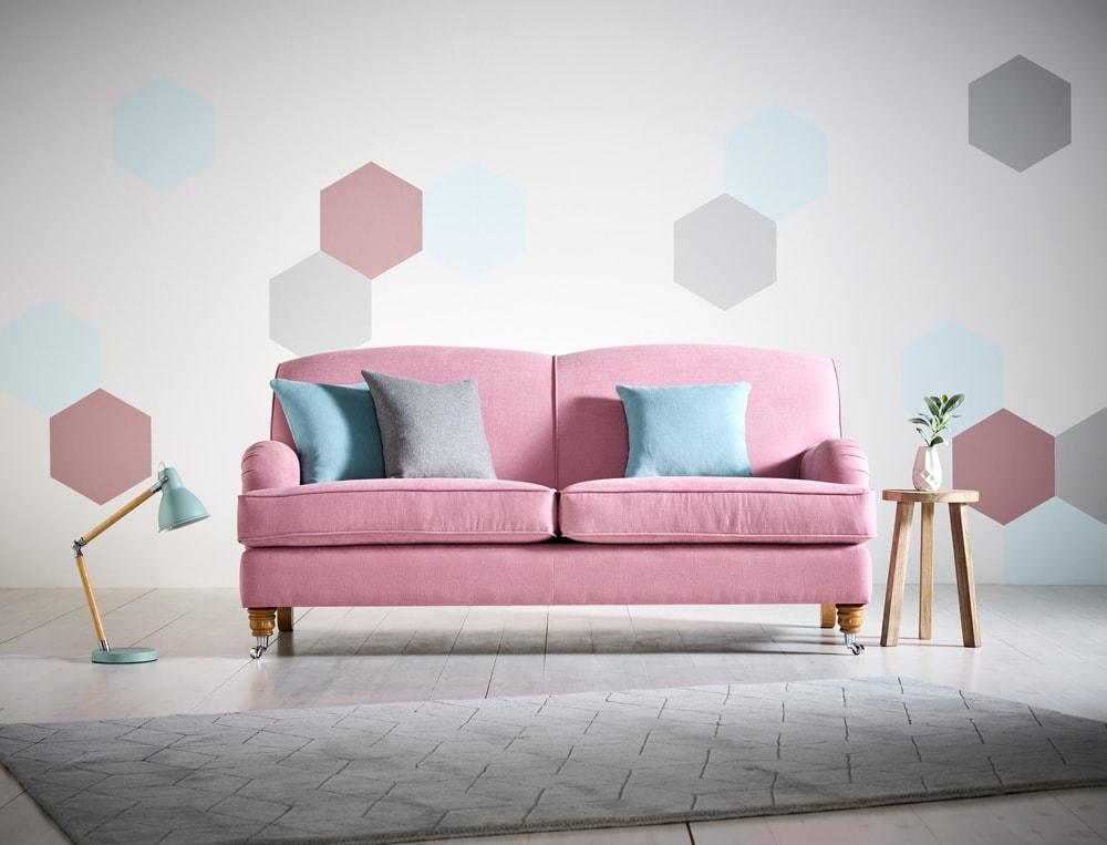 Poppy Large Sofa - from Lovely Sofas UK