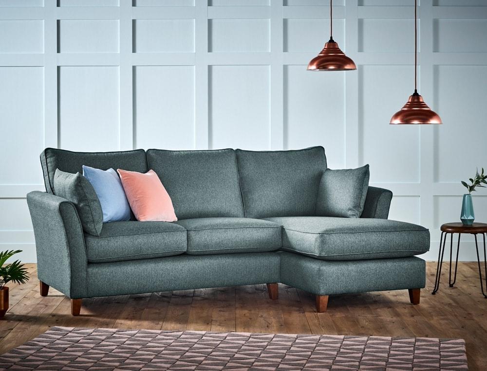 The Alex Large Corner Sofa Right Hand